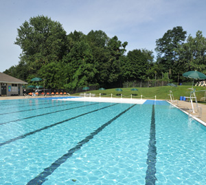 Westchester County Swimming Pools At Lake Isle County Club